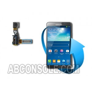 Remplacement caméra avant Samsung Galaxy note 4