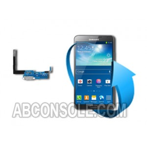 Remplacement connecteur charge Samsung Galaxy Note 3 (N9005)