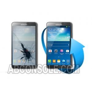 Remplacement écran Samsung Galaxy note 4 Noir