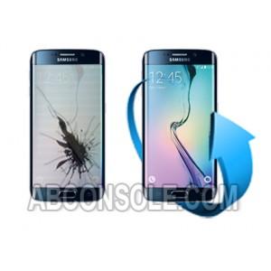 Remplacement écran Samsung Galaxy S6 EDGE (noir)