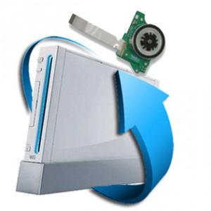 Remplacement moteur du lecteur Nintendo Wii