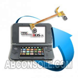 Remplacement nappe 3D/HP Nintendo New 3DS XL