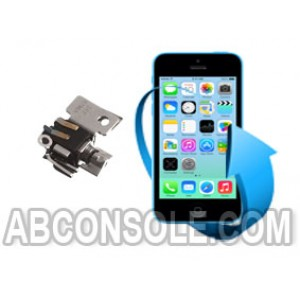 Remplacement vibreur iPhone 5C