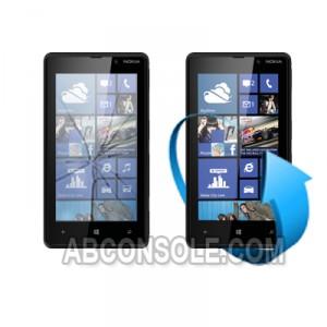 Remplacement écran tactile Nokia lumia 820