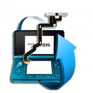 Remplacement Caméra Nintendo 3DS XL