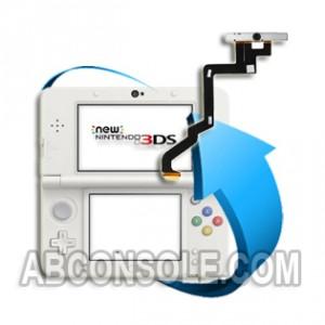 Remplacement Caméra Nintendo New 3DS