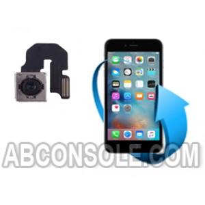 Remplacement caméra arrière Iphone 6 Plus