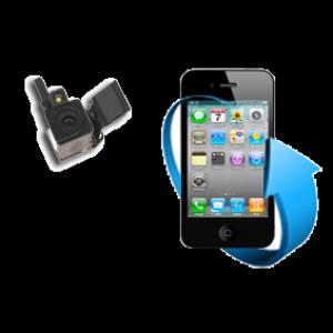 Remplacement caméra arrière iPhone 4S