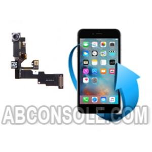 Remplacement caméra avant et capteur proximité Iphone 6 Plus