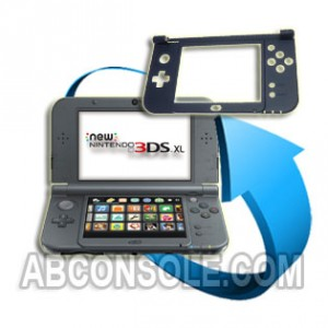 Remplacement charniere Nintendo New 3DS XL