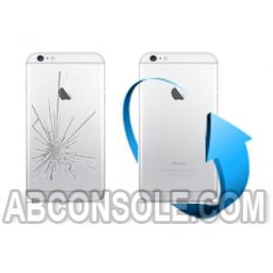 Remplacement coque arrière Iphone 6