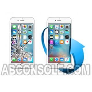 Remplacement écran iPhone 6 blanc