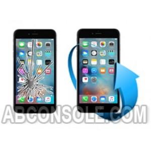 Remplacement écran iPhone 8 Plus noir