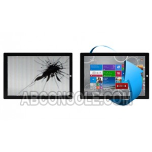Remplacement écran Microsoft Surface Pro 4