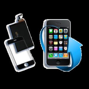 Remplacement écran tactile + LCD Iphone 3G