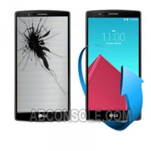 Remplacement écran LG G4