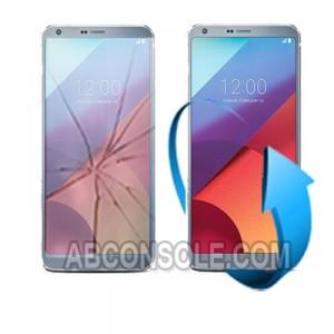 Remplacement écran LG G6