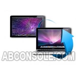 """Remplacement vitre Macbook Pro Unibody (17"""")"""