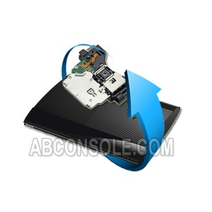 Remplacement Lentille PS3 Ultra Slim Simple Optique (451A)