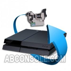 Remplacement lentille PS4