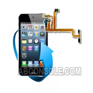 Remplacement nappe Power et Volume Ipod Touch V5