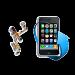 Remplacement nappe Power Volume Jack et Mute Iphone 3G et 3GS