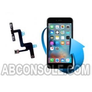 Remplacement nappe volume et mute Iphone 6S Plus