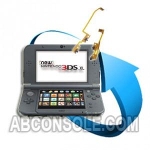 Remplacement nappe bouton ZL/L ou ZR/R Nintendo New 3DS XL