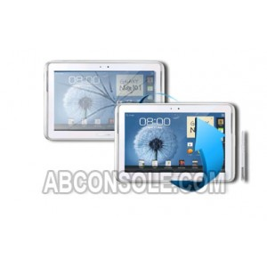 """Remplacement vitre tactile Samsung Galaxy Note Tab 10.1"""""""