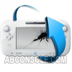 Remplacement LCD Gamepad Wii U