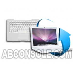 Remplacement trackpad + clavier Macbook 13""