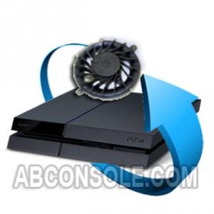 Remplacement ventilateur PS4