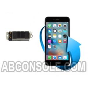 Remplacement vibreur Iphone 6 Plus