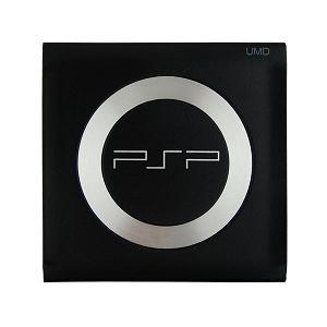 Capot UMD PSP Fat Noir