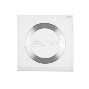 Capot UMD PSP 3000 blanc