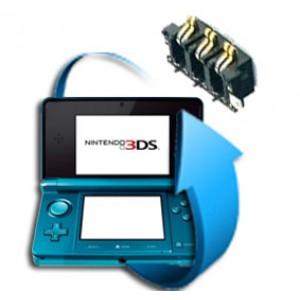Remplacement Connecteur Batterie Nintendo 3DS XL