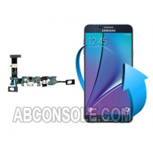 Remplacement connecteur de charge Samsung Galaxy Note 5 (N920)