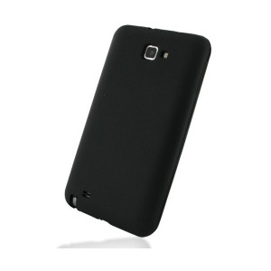 Coque de protection samsung Galaxy note (noir)