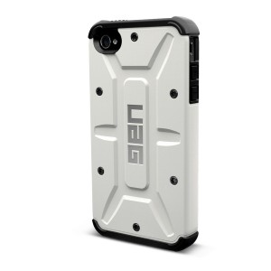Coque Urban Armor Gear Iphone 5 (blanc)
