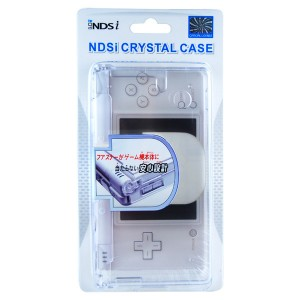 Coque crystal protection Nintendo DSi