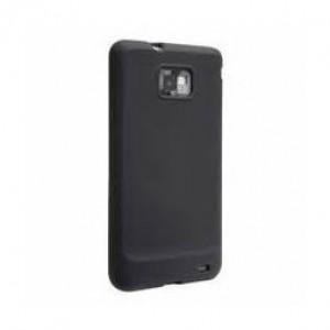 Coque de protection samsung Galaxy S2 (noire)