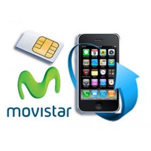 Déblocage iPhone bloqué Movistar (Espagne)