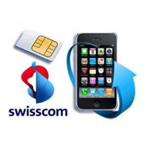 Déblocage iPhone bloqué Swisscom (Suisse)
