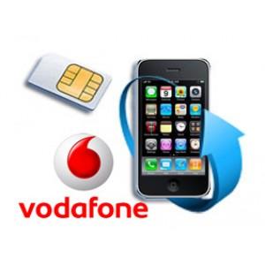 Déblocage iPhone bloqué Vodaphone (UK)