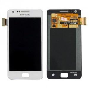 Ecran samsung Galaxy S2 (i9100) Blanc