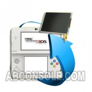 Remplacement écran LCD Nintendo New 3DS (Bas)