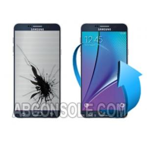 Remplacement écran Samsung Galaxy Note 5 Noir (N920)