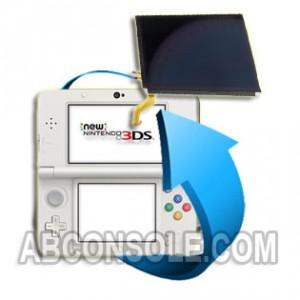 Remplacement écran LCD Nintendo New 3DS (Haut)
