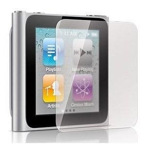 Film de protection écran pour iPod nano 6