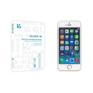 Film de protection en verre trempé Glass M pour iPhone 6/6S